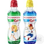 Morshynska Sportik Still natural mineral water 0,33l - buy, prices for MegaMarket - image 2