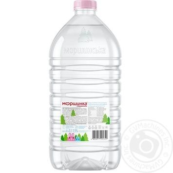 Вода минеральная Моршинская негазированная для детей 6л - купить, цены на Фуршет - фото 2