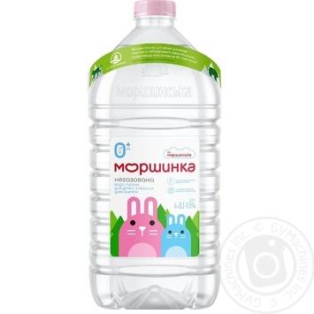 Вода минеральная Моршинская негазированная для детей 6л - купить, цены на МегаМаркет - фото 1