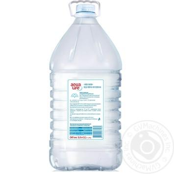 Вода Aqua Life негазированная 5л - купить, цены на МегаМаркет - фото 2