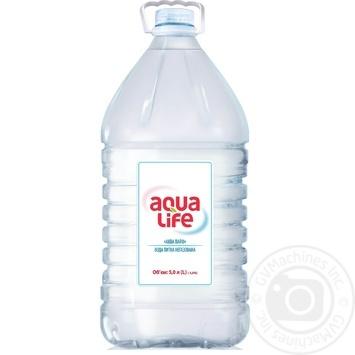 Вода Aqua Life негазована 5л - купити, ціни на Метро - фото 1