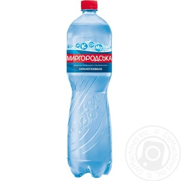 Sparkling water Mirgorodska 1,5l - buy, prices for Auchan - image 1