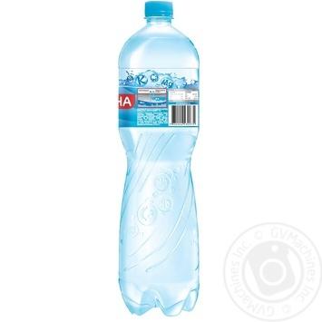 Минеральная вода Миргородская Лагидна природная слабогазированная 1,5л - купить, цены на МегаМаркет - фото 2
