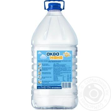 Вода питна Аква Няня негазована 5л - купити, ціни на Novus - фото 2