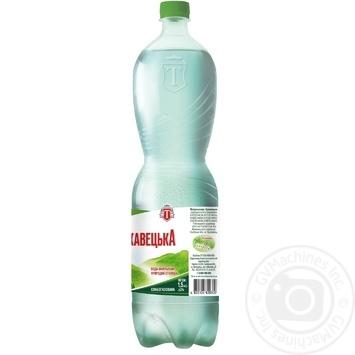 Минеральная вода Трускавецкая природная столовая слабогазированная 1500мл - купить, цены на МегаМаркет - фото 2
