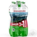 Вода минеральная Моршинская газированная 4шт*1.5л - купить, цены на Varus - фото 2
