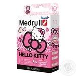 Medrull Hello Kitty Polymer-Based Band-aid 10pcs