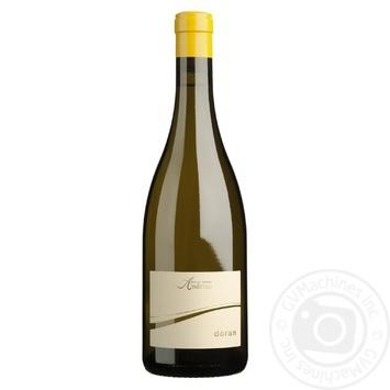 Вино Cantina Andrian Chardonnay Doran белое сухое 14% 0.75л