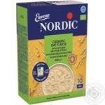 Oat flakes Nordic Organic 600g
