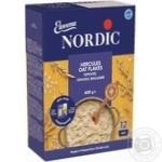 Хлопья овсяные Nordic Геркулес финский 600г