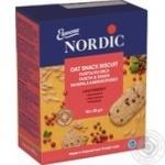 Галеты Nordic из овса с брусникой 300г