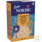 Пластівці злакові Нордік 4 види зернових з вівсяними висівками 600г
