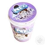 Морозиво Максхолод з шоколадним печивом та молочним шоколадом 140г