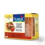 Хлібці хрусткі Nordic з томатом та базиліком 100г