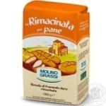 Мука Molino Grassi Semola Rimacinata per Pane из твердых сортов пшеницы 1кг