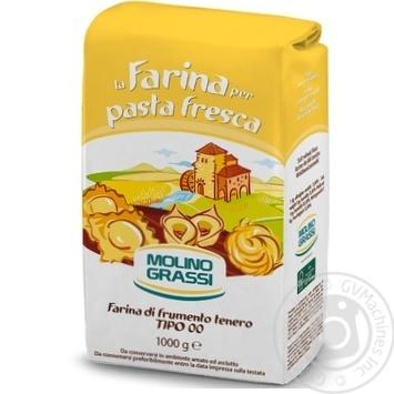 Flour Molino grassi wheat 1000g - buy, prices for MegaMarket - image 1