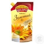 Schedro Gold Mayonnaise 50% 350g - buy, prices for Novus - image 1