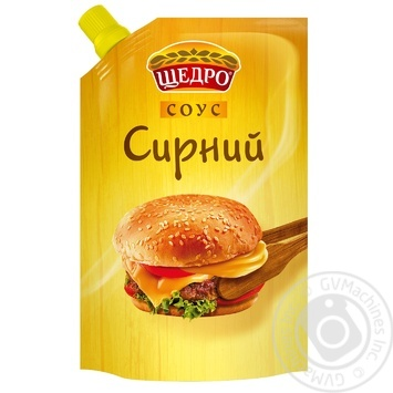 Schedro Cheese Sauce 200g - buy, prices for Novus - image 1