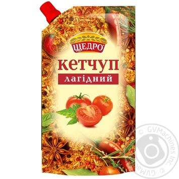 Schedro Gentle ketchup 250g - buy, prices for Novus - image 1