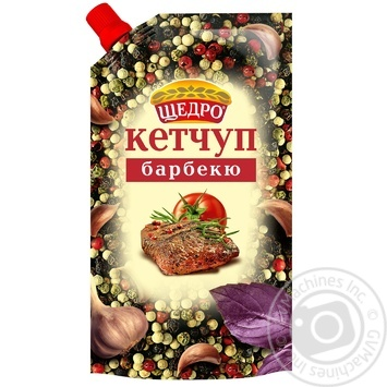 Schedro Barbecue Ketchup 250g - buy, prices for Novus - image 1