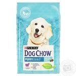 Purina Dog Chow Lamb Dry Food for Dogs Up To 1year 2,5kg