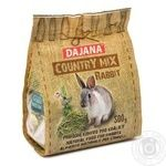 Корм Даяна Кантрі Мікс 500г для декоративних кроликів ндс