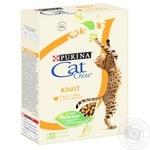 Корм сухий Purina Cat Chow курка та індичка для дорослих котів 400г