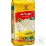 Рис Зерновита Басматі довгозернистий шліфований 1кг - купити, ціни на МегаМаркет - фото 1