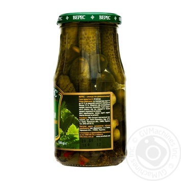 Veres Pickled Cucumbers 500g - buy, prices for Novus - image 2
