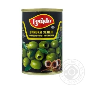 Lorado Olives Stuffed with Anchovies 300g