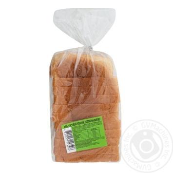 Хліб Хлібодар Тостовий нарізний 225г - купити, ціни на Varus - фото 1