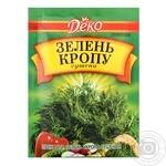 Укроп Деко сушеный 6г
