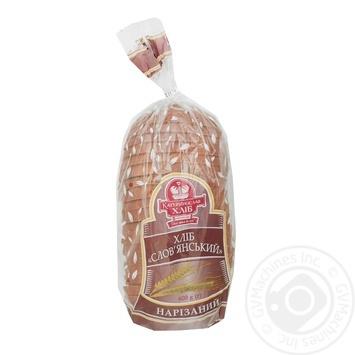 Katerynoslavkhliv Slavic Sliced Bread 600g