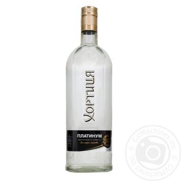 Khortytsya Platinum Vodka - buy, prices for Novus - image 1