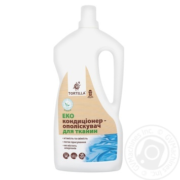 Tortilla Eco Conditioner-rinse for All Types of Linen with Antibacterial Action 1l