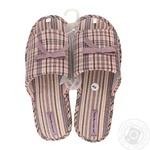 Twins HS Beige Women Indoor Slippers size 40