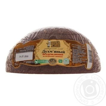 Хліб Riga Хліб Духмяний бездріжджовий 300г - купити, ціни на Ашан - фото 4