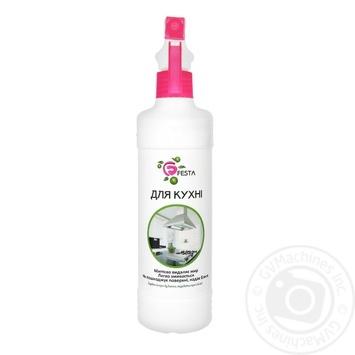 Festa Detergent for Kitchen Surfaces 500ml