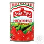Bella Rosa Canned Peeled Whole Tomatoes 400g