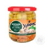 Khutorok Marinated Mushrooms 465ml