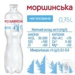 Минеральная вода Моршинская природная негазированная 0,75л - купить, цены на Фуршет - фото 3