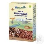 Fleur Alpine Diary Free Hypoalergenic For Babies From 4 Months Buckwheat Porridge 175g