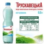 Минеральная вода Трускавецкая природная негазированная 0,5л - купить, цены на Novus - фото 3