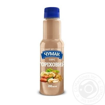 Chumak Nut Sauce 200g - buy, prices for Novus - image 1