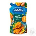 Соус Чумак Манго кисло-сладкий 200г - купить, цены на Восторг - фото 1