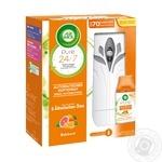 AirWick Freshmatic Pure Freshener Automatic Orange and Grapefruit + Spray 250ml - buy, prices for Novus - image 1