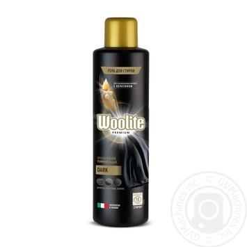 Гель для стирки Woolite Dark для темных вещей 900г - купить, цены на Фуршет - фото 1
