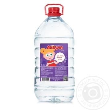 Вода Аквуля негазированная 6л - купить, цены на Восторг - фото 1