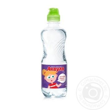 Akvulya Sport Still water for children 500ml - buy, prices for MegaMarket - image 1
