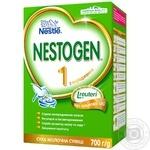 Суміш молочна Neastle Nestogen L. Reuteri 1 з пребіотиками для дітей з народження суха 700г